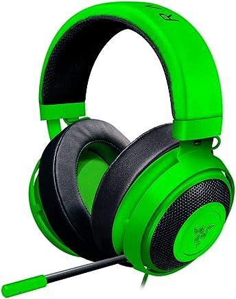Headset Gamer Kraken Pro V2 Oval, Razer, Microfones e Fones De Ouvido, Verde