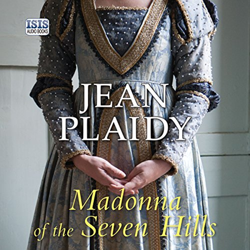 Madonna of the Seven Hills audiobook cover art