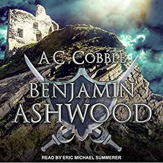 Benjamin Ashwood cover art