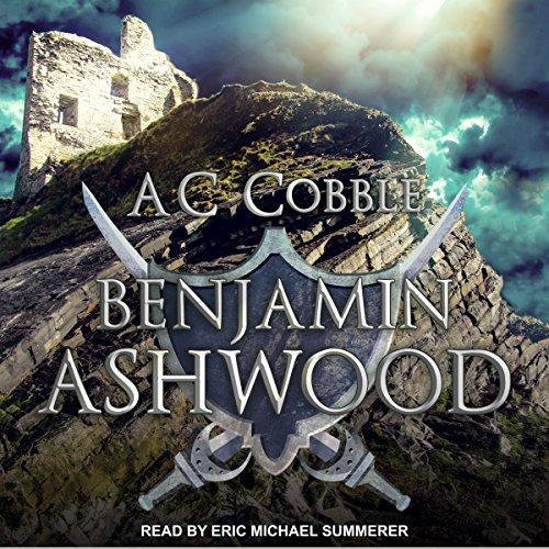 Benjamin Ashwood cover art