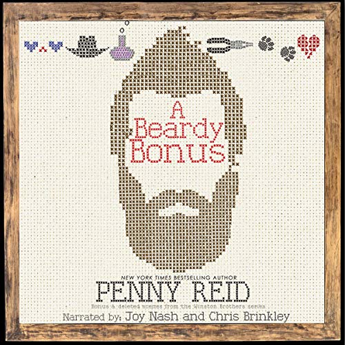 A Beardy Bonus audiobook cover art