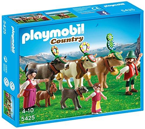 Playmobil Vida en la Montaña: Pastores