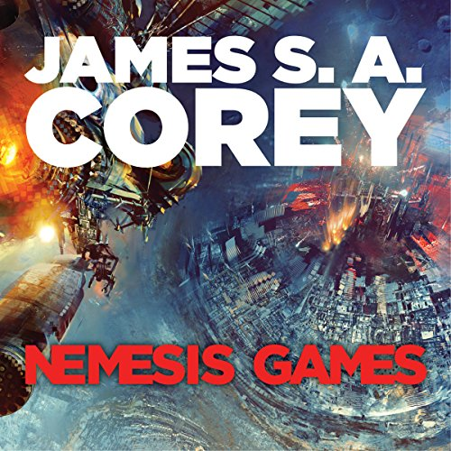 Couverture de Nemesis Games
