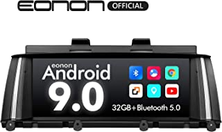 Car Stereo,Eonon Car Radio with 8.8 inch IPS Display Screen Support Android Auto, Carplay, Applicable to BMW X3 F25/X4 F26(2014-2016) NBT Compatible with iDrive System Android 9.0 Head Unit- GA9305NB