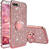 TVVT Compatible with Huawei Y6 2018/Honor 7A Case Glitter