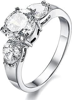 Brand New Amazing Titanium Lady's Wedding Band Ring Anniversary/engagement/promise Ring Best Gift!