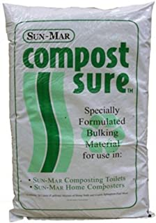 composting toilet mulch