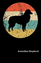 Australian Shepherd: Fun Diary for Dog Owners with dog stationary paper, cute dog illustrations, and more