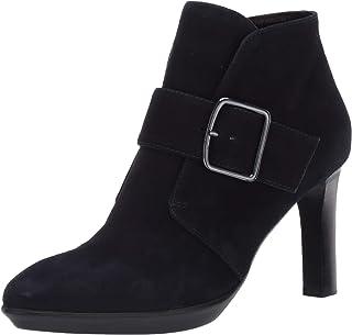 حذاء برقبة للكاحل للنساء من Aquatalia, (كحلي), 40 EU