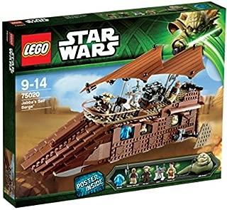 LEGO STAR WARS Jabbas Barge 75020