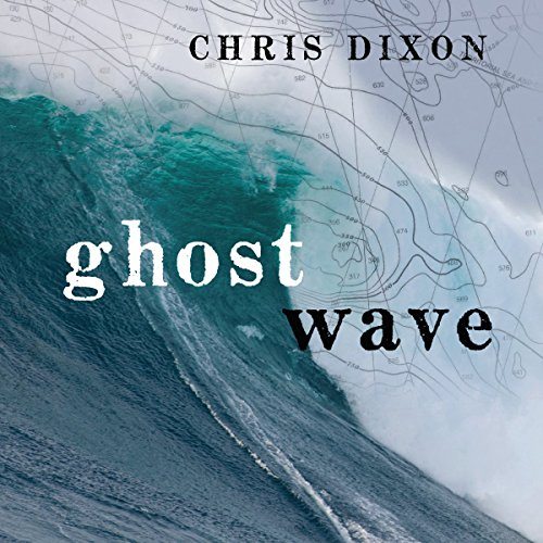 Ghost Wave audiobook cover art