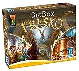 Queen Games 6113 - Fresko caja grande juego de tablero, de 2 a 4 jugadores (importado)