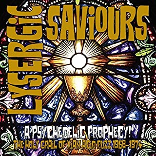 Lysergic Saviours: Psychedelic Prophecy / Various