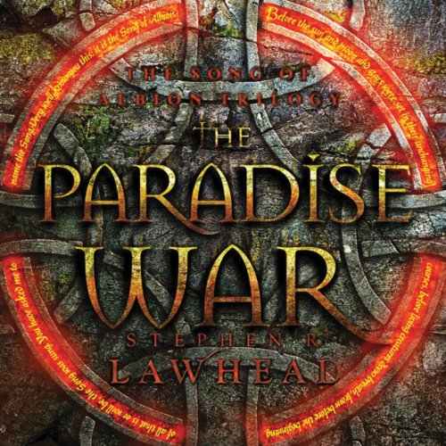 The Paradise War audiobook cover art