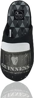 Guinness Men's Novelty Mule Style Slippers