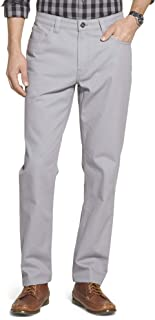 Geoffrey Beene Mens 5615104 Slim Fit Twill 5 Pocket Pant Casual Pants