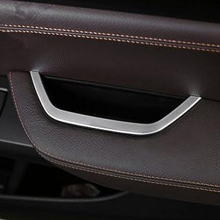 /2017/X4/F26/14/ /17/auto ABS argento opaco Center console aria condizionata Outlet Vent Frame Trim for Lhd Per X3/F25/2012/
