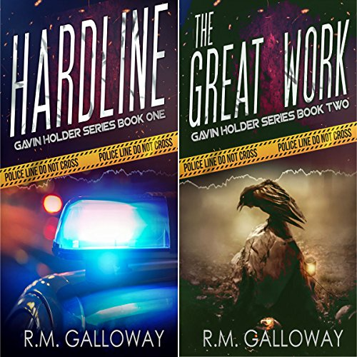 Gavin Holder Series audiobook cover art