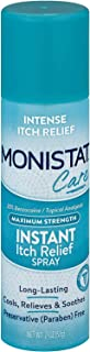 Monistat Complete Care Instant Itch Relief Spray - 2 oz, Pack of 2