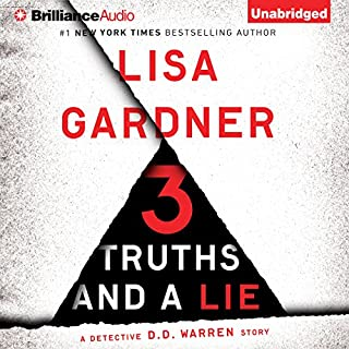 3 Truths and a Lie audiobook cover art