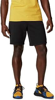 COR22 - Columbia Logo Fleece Short, Columbia Logo Fleece Short Uomo