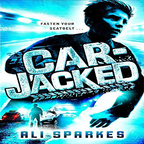 Car-Jacked audiobook cover art