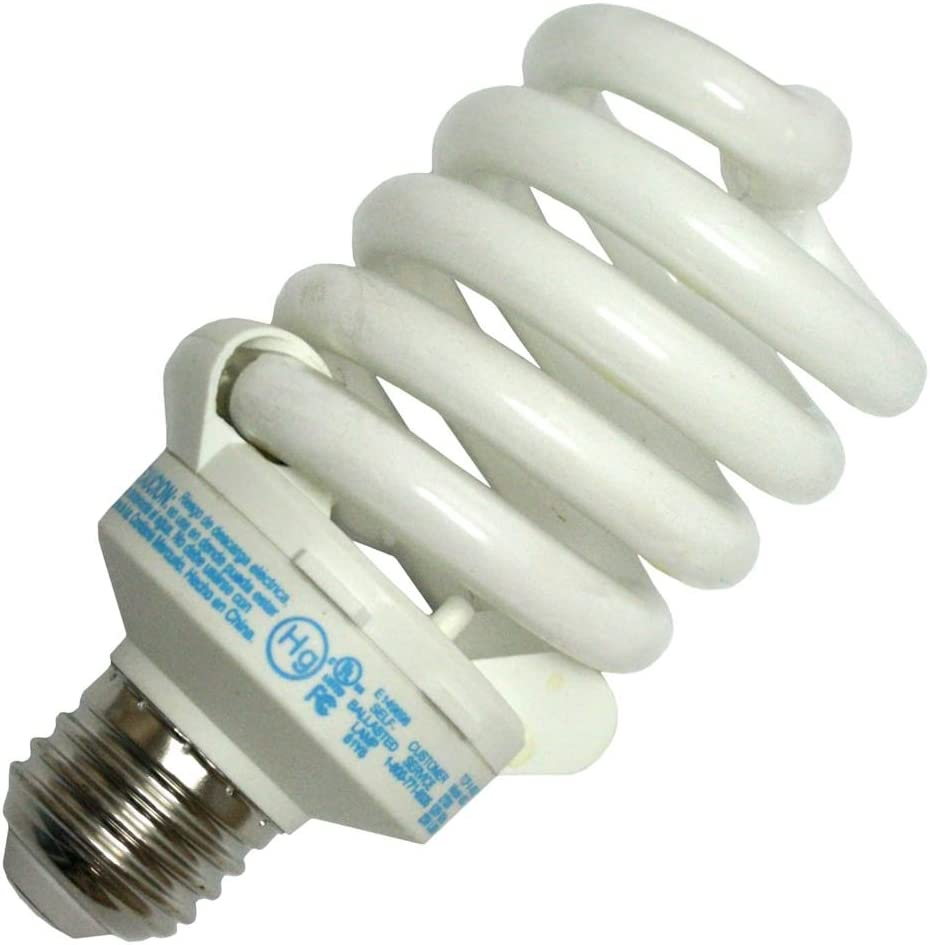 TCP 13153-48923F2 Twist Medium Screw Topics on TV Base Fluorescent Compact Credence Li