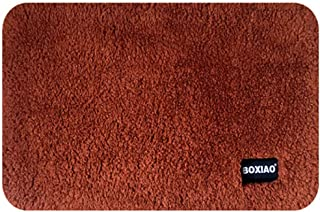 VAN EYCK Bath Floor Mat Non-Slip Maximum Absorbent Machine Washable Easier to Dry Soft Stepping Bathroom Floor Rug