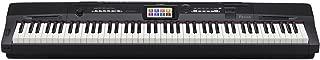 Casio PX-360BK 88-Key Digital Piano with Power Supply