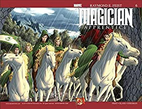 Magician: Apprentice Riftwar Saga #6 (of 17)