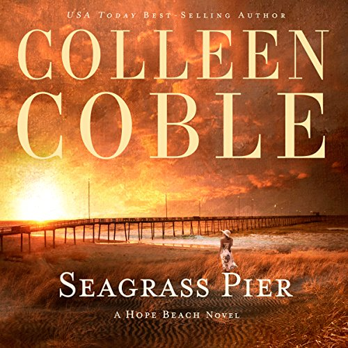 Seagrass Pier audiobook cover art