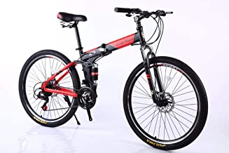 Vlra MTB OFT bike Sports and fitness mountain bike 24 inch blue