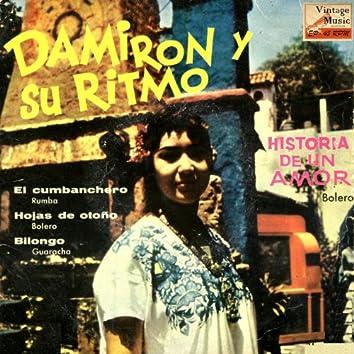 """Vintage Cuba Nº 49 - EPs Collectors """"Damiron Y Su Ritmo (Piano Y Merengue)"""""""