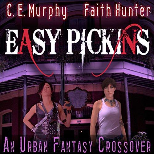 Easy Pickings audiobook cover art