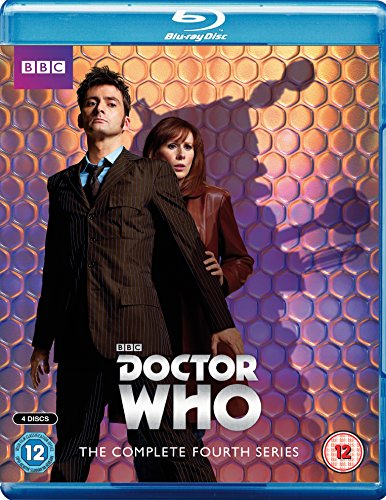 Doctor Who - Series 4 [Blu-ray] [UK Import]