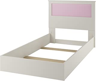 cosco white toddler bed