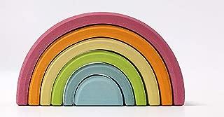 Grimms Arcoiris, 6 piezas, pastel
