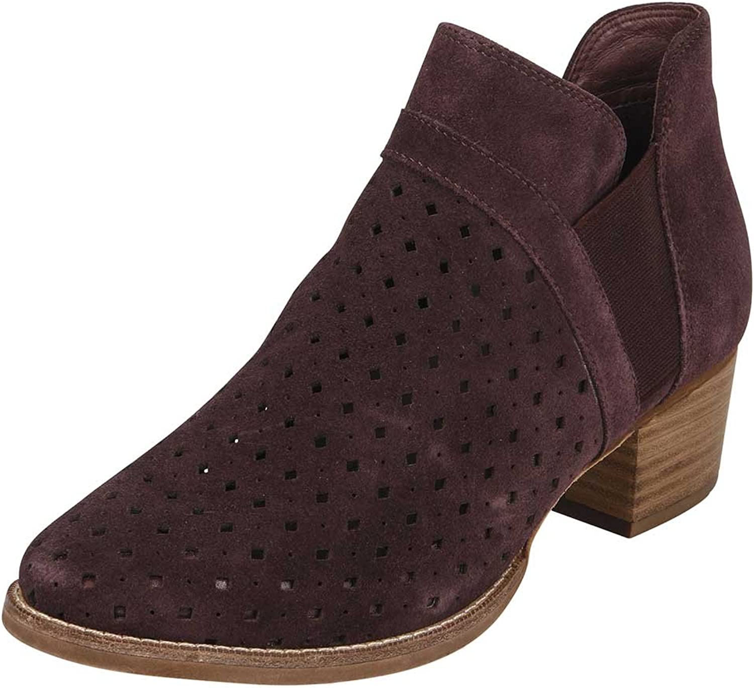 Earth Womens Keren Plum Boot - 7.5 M