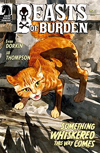 Beasts of Burden #3 (English Edition)