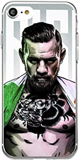 iPhone 6/6S Case Irish Kickboxer Gold King Protective TPU Soft Silicone Ultra Thin Cover (02)