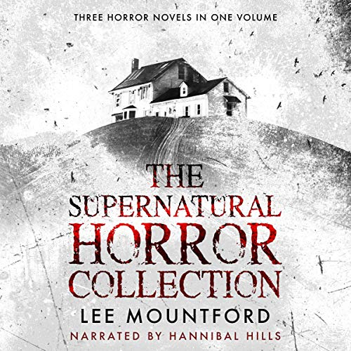 The Supernatural Horror Collection cover art