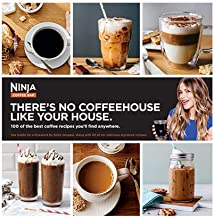 Ninja 100-Recipe Cook Book - There's No Coffeehouse Like Your House   CBCF090
