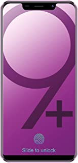 "Unlocked Cell Phones, AOYODKG S9+(32GB/128GB, 3GB RAM) 5.85"" Display, Android 9.0, 18MP 3 Camera, Quad Processor, 4200mAh Battery, 4G LTE Dual SIM, Face Unlock, US Version Unlocked Smartphone -Purple"