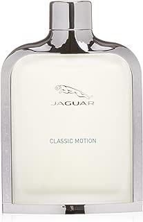 Jaguar Classic Motion Eau de Toilette Spray for Men, 3.4 Ounce