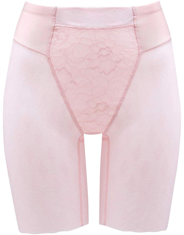 (ワコール ラブ、エイジング。) Wacoal ラブ、エイジング。 -5歳の着やせパンツ ロングガードルショーツ GRC413