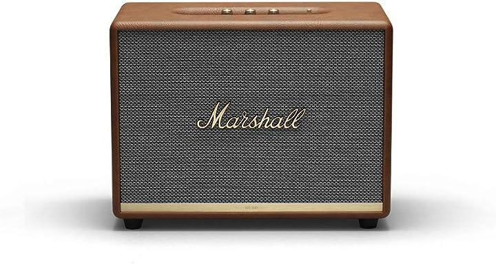 Altoparlante bluetooth marshall woburn ii , marrone 1002767