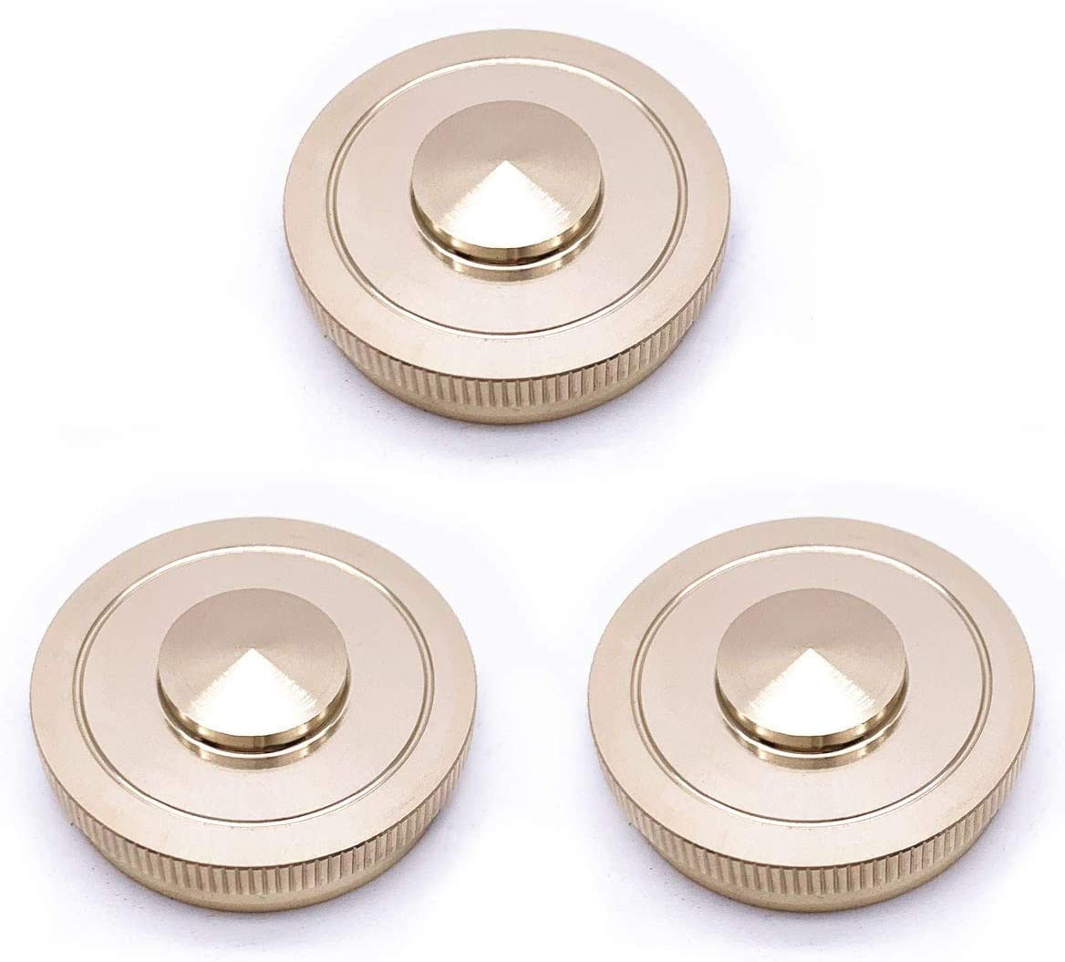 Jiayouy 3Pcs Copper Piston Valve Bottom Cover H Time sale Baritone Cap low-pricing for