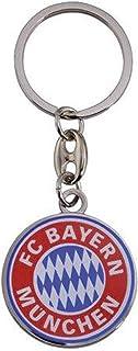 FC Bayern Schlüsselanhänger Logo Durchmesser 3 cm