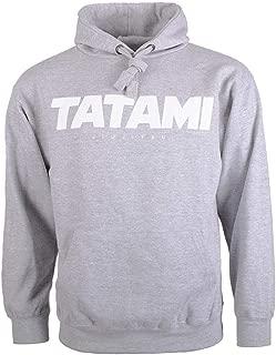 Tatami Fightwear Original T-Shirt Uomo Maglietta Nero Grigio Bianco BJJ MMA Fitness Gym Boxe
