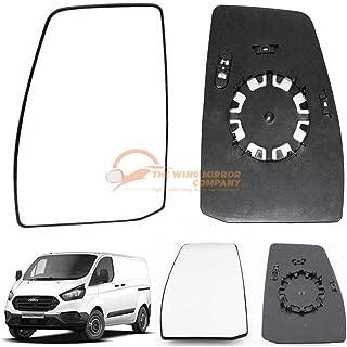 Ford Transit MK6 MK7 2000-2014 Negro Puerta Ala espejo cubre Izquierda N//S